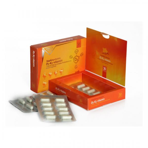 D3-K2 Vitamin